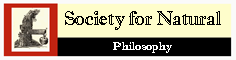 Society for Natural Philosophy